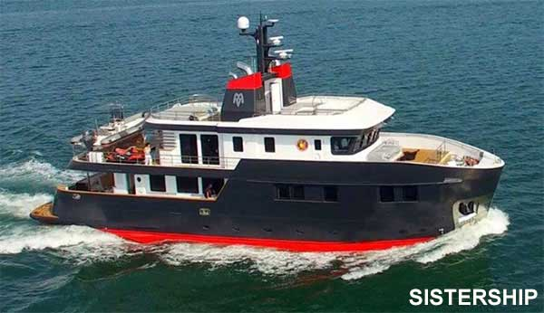 100 Ocean King Yacht for Sale