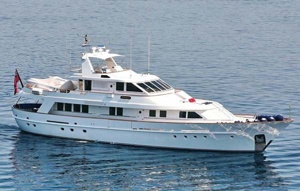 104 Astilleros Expedition Yacht for Sale Aldonza