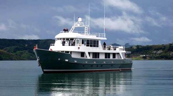 122 Whangarei Expedition Yacht for Sale Kahu