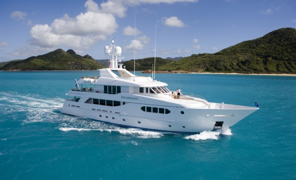 124 Hakvoort Eexpedition Yacht Perle Bleue