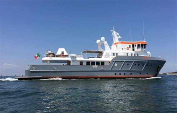 132 Ocean King Yacht for Sale