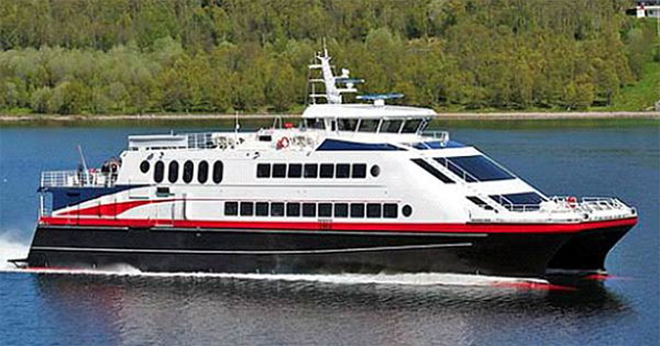 150 Fast Ferry
