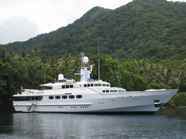 155 Feadship Expedition Yacht Lionwind