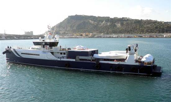 Expedition Yacht