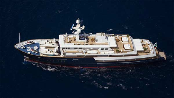 Brooke Yacht for Sale