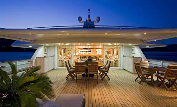 Expedition Yacht for Sale