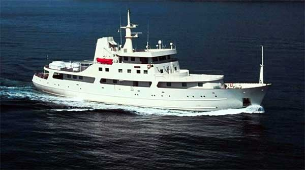 200 foot Expedition Yacht for Sale