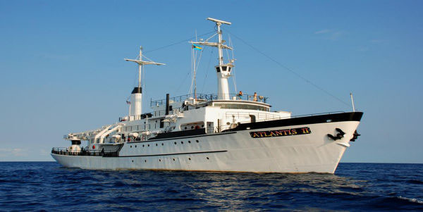 210 Research Vessel Atlantis II for Sale