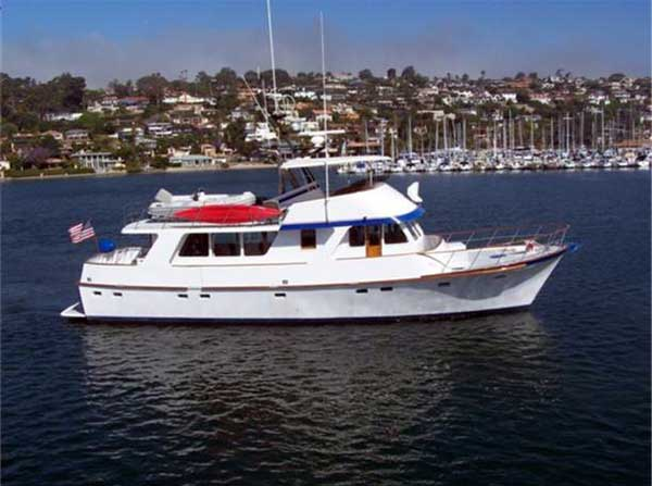Expedition Yachts For Sale 57 Long Range Goodell Star
