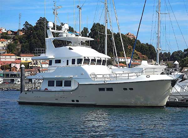 68 Nordhavn Yacht for Sale
