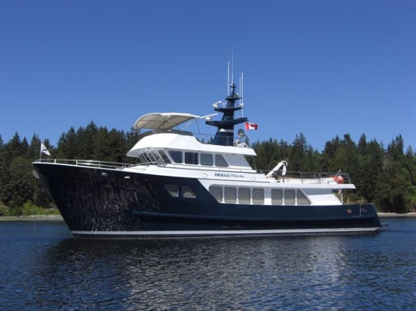82 CUSTOM LONG RANGE TRAWLER
