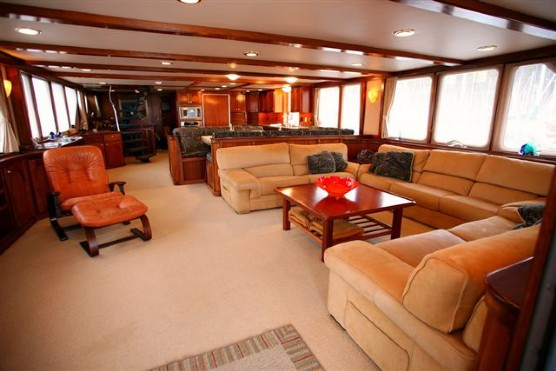 Expedition For Sale >> Expedition Yacht Custom 82 Long Range Trawler