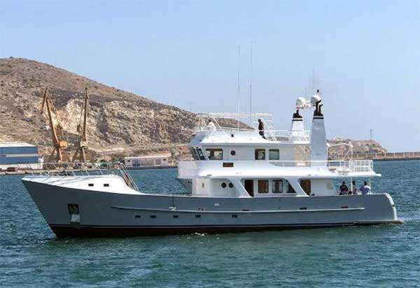 BELEZA OF LONDON Inace Yachts for Sale