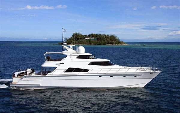 87 Pachoud Yachts for Sale Profile