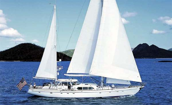 explorer yacht 88 sparkman and stephens sailing yacht sea angel