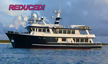 90 ABD Expedition Yacht Rosa