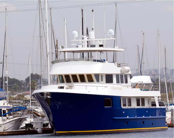 AllSeas 92 Expedition Yacht for Sale