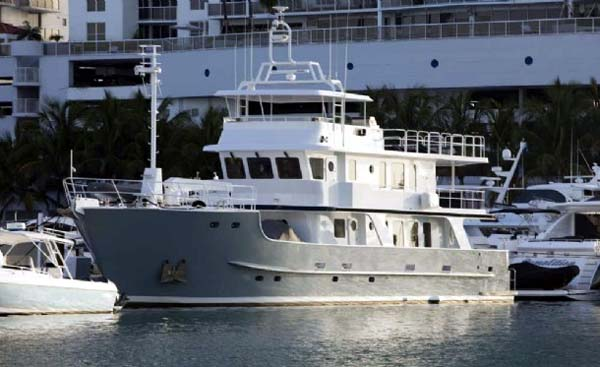 AUDACIOUS - 95 Inace Yachts