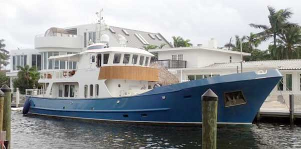 76 PEER GYNT EXPEDITION YACHT for Sale